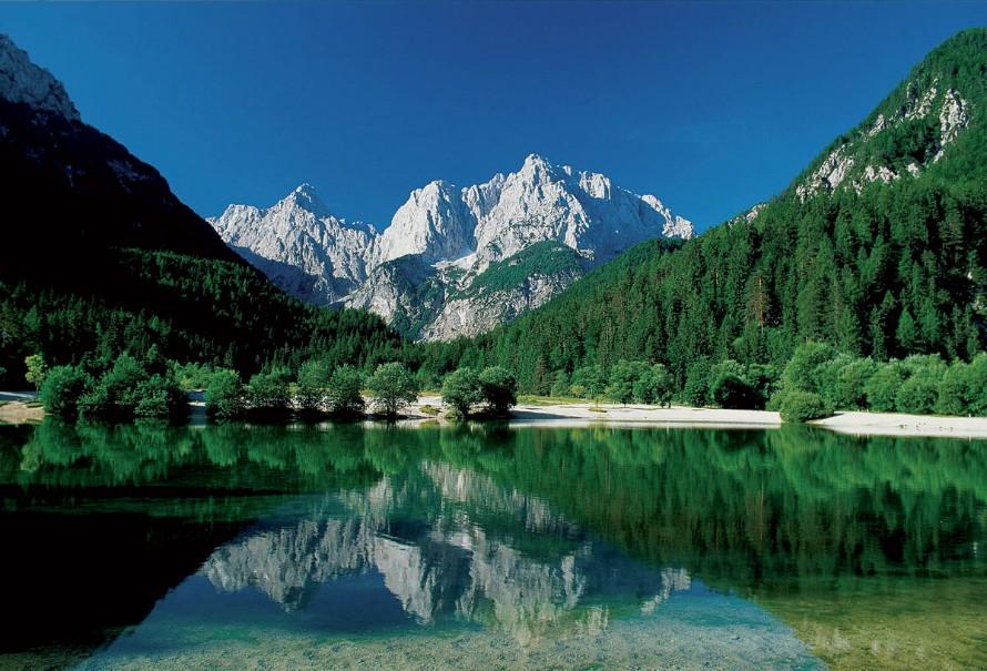 Slovinsko - od Triglavu k moři (fotografie 5)