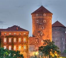 Krakov, město králů