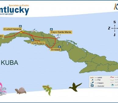Cuba Autentica - Poznávací Okruh Kubou + Pobyt Na Cayo Santa Maria (10-11 Nocí)