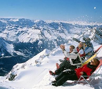 Prodloužený lyžařský víkend - Zell am See + ledovec Kaprun - s polopenzí