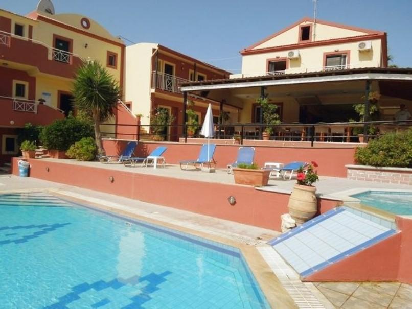 Apartmánový Hotel Spiros A Maria (fotografie 2)