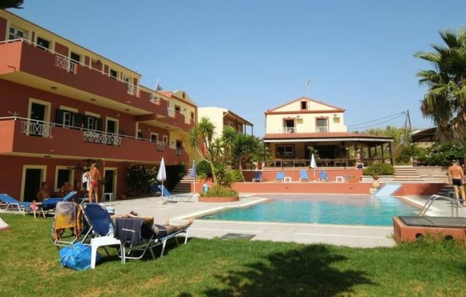 Apartmánový Hotel Spiros A Maria (fotografie 5)