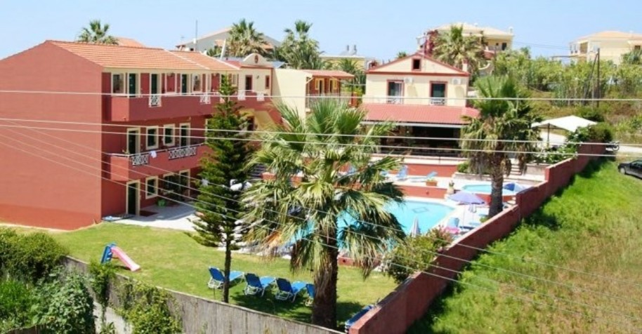 Apartmánový Hotel Spiros A Maria (fotografie 6)