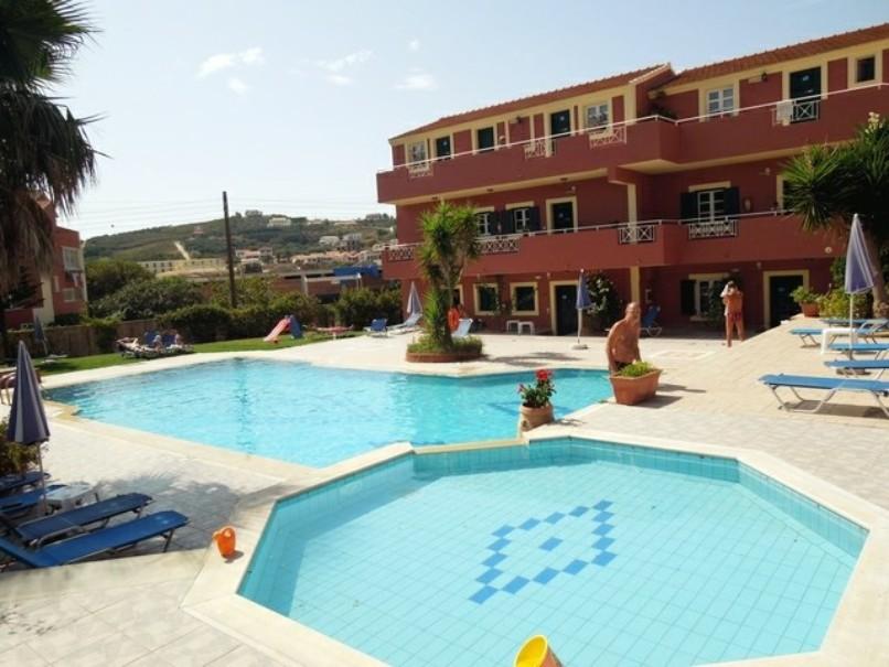 Apartmánový Hotel Spiros A Maria (fotografie 10)