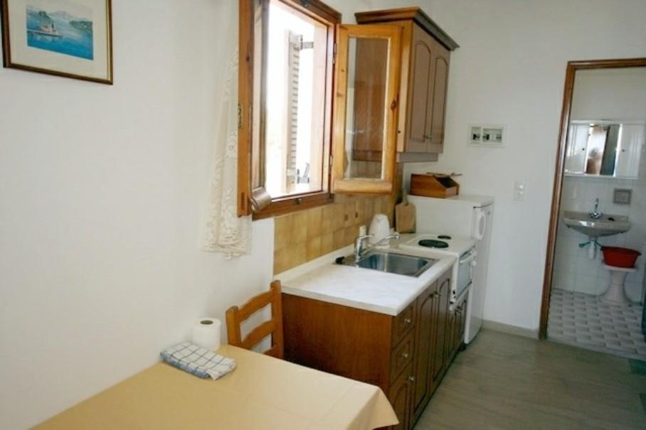 Studia a apartmány Evinos (fotografie 10)
