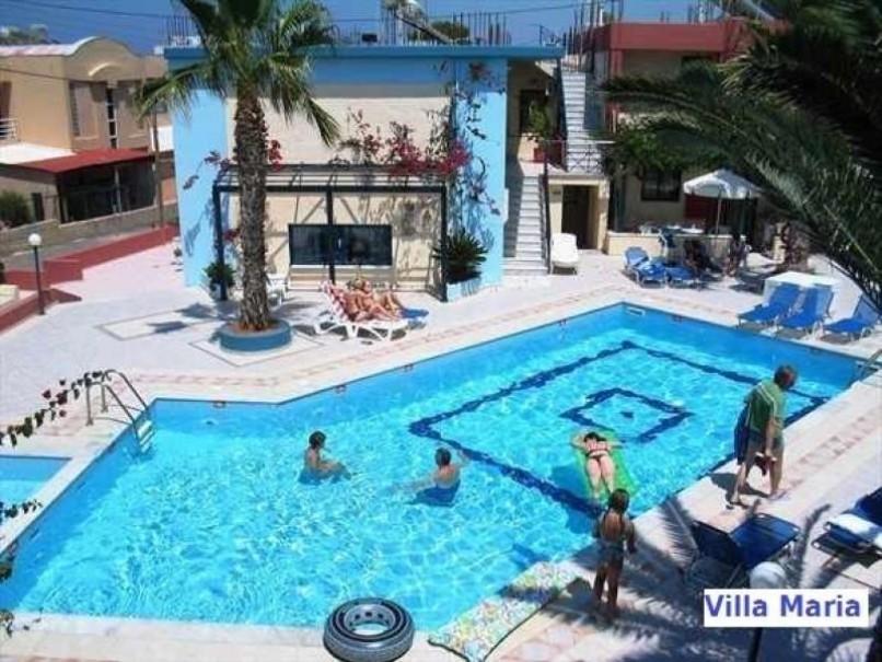 Villa Maria Aparthotel Clever (fotografie 3)