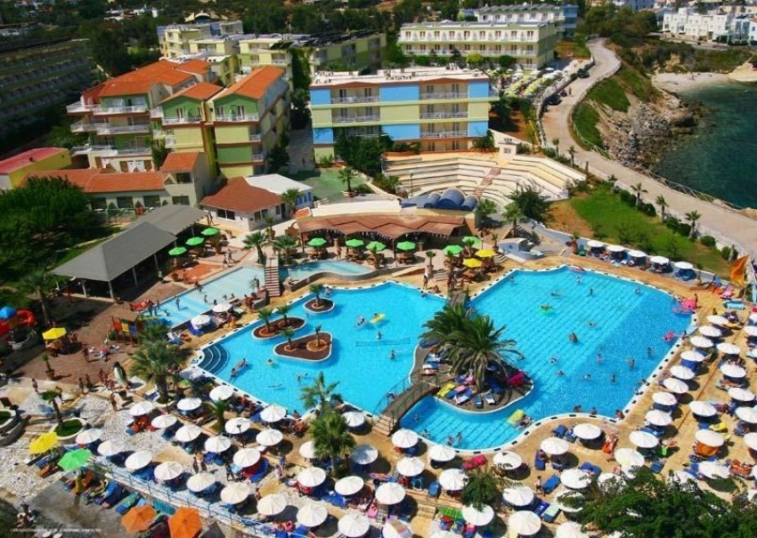 Aquapark Eri Beach & Village Hotel (fotografie 4)