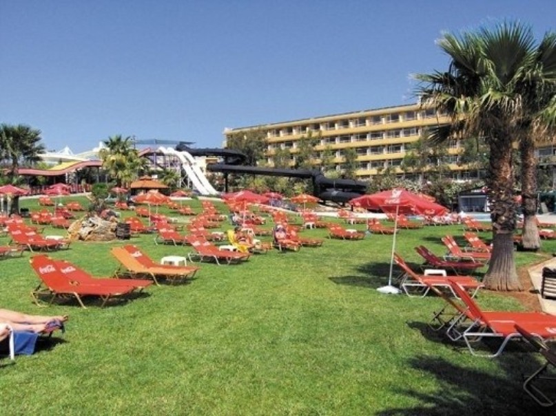 Aquapark Eri Beach & Village Hotel (fotografie 7)