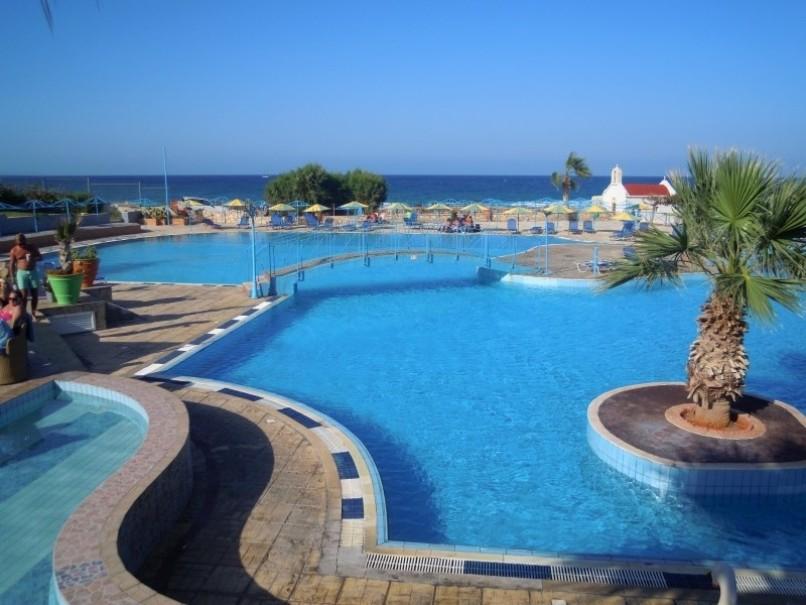 Aquapark Eri Beach & Village Hotel (fotografie 13)
