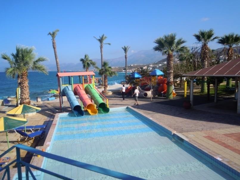 Aquapark Eri Beach & Village Hotel (fotografie 30)