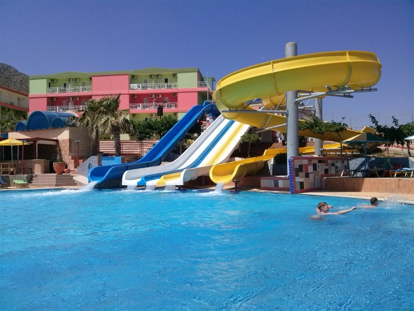 Aquapark Eri Beach & Village Hotel (fotografie 3)