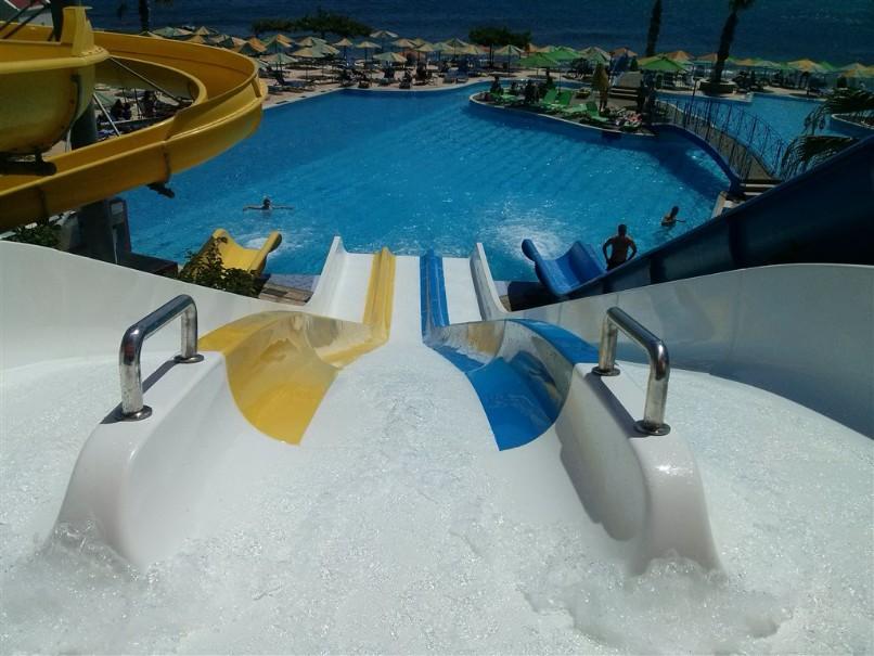 Aquapark Eri Beach & Village Hotel (fotografie 2)