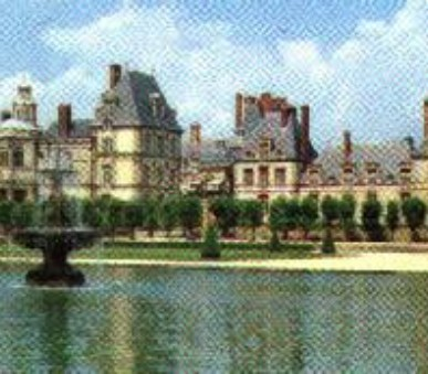 O prázdninách do Paříže, Fontainebleau a Versailles