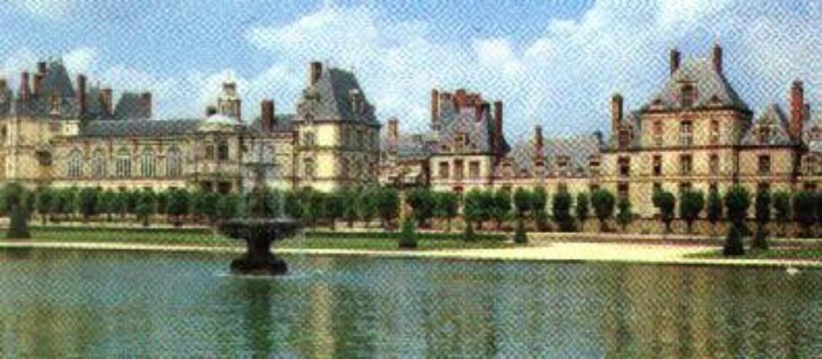 Paříž klasická i současná a moderní a královská sídla Fontainebleau a Versailles (fotografie 2)