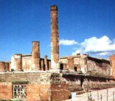 Řím, Vatikán, Neapol, Sorrento, Pompeje, Vesuv, ostrov Capri