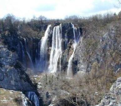 Chorvatsko - národní parky Chorvatska a koupání