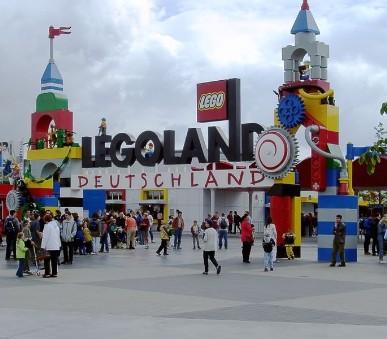 Zábavní park Legoland