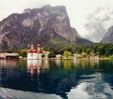 Berchtesgaden + Orlí Hnízdo + Königsee (hlavní fotografie)