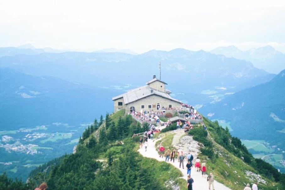 Berchtesgaden + Orlí Hnízdo + Königsee (fotografie 3)