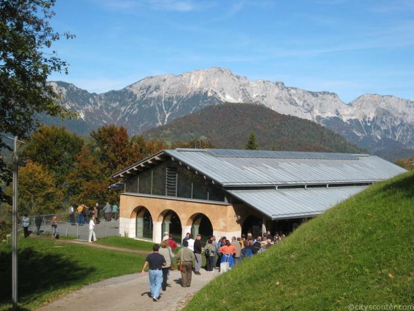 Berchtesgaden + Orlí Hnízdo + Königsee (fotografie 6)