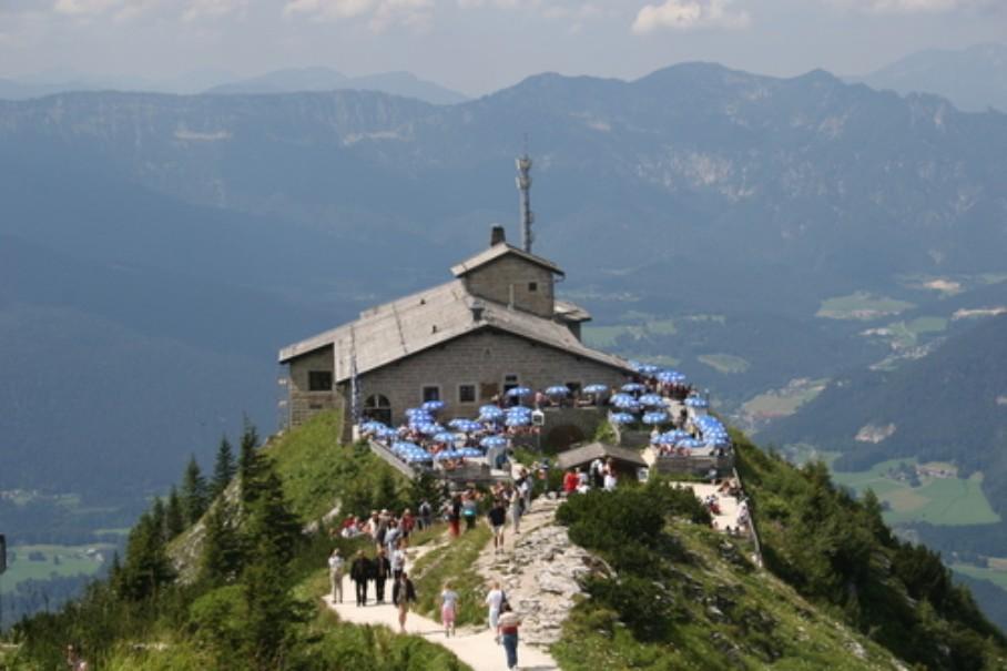 Berchtesgaden + Orlí Hnízdo + Königsee (fotografie 8)
