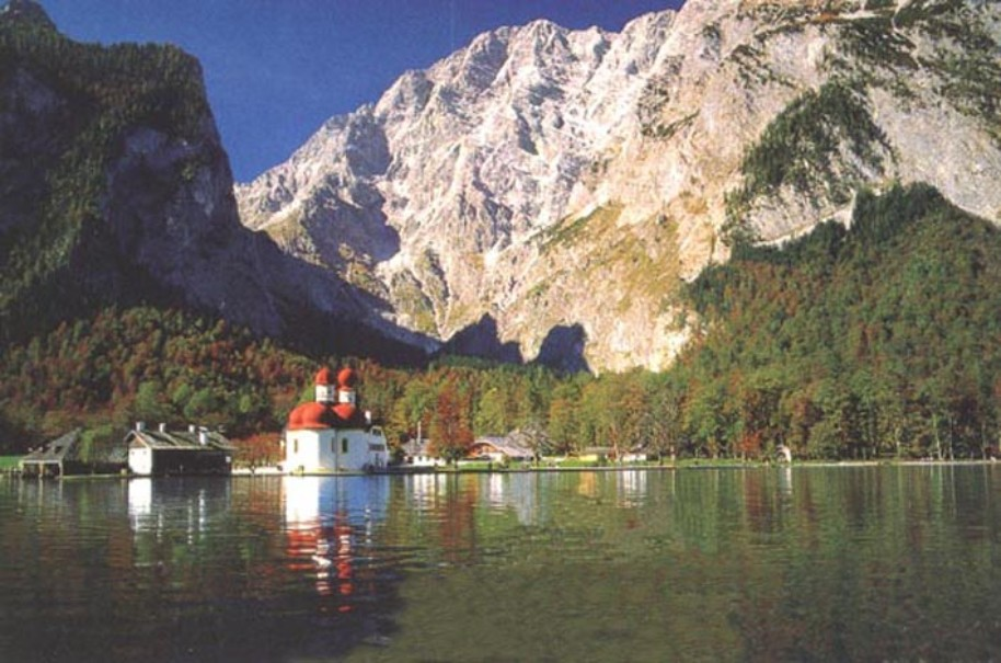 Berchtesgaden + Orlí Hnízdo + Königsee (fotografie 9)