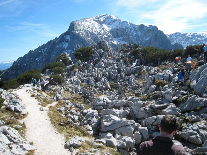 Berchtesgaden + Orlí Hnízdo + Königsee (fotografie 11)