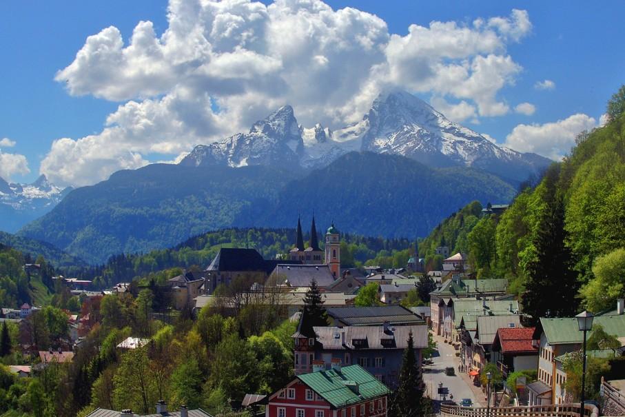 Berchtesgaden + Orlí Hnízdo + Königsee (fotografie 13)