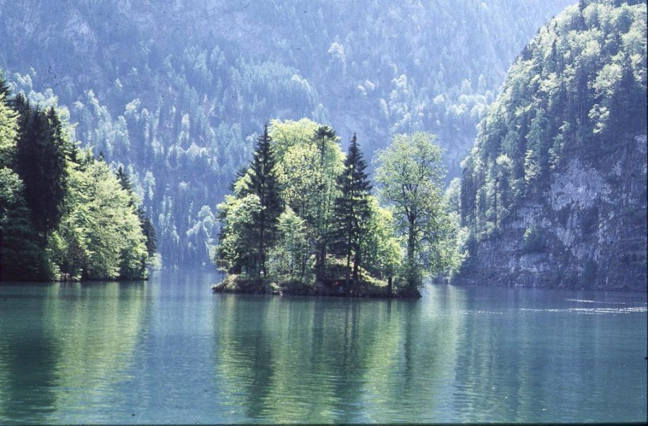 Berchtesgaden + Orlí Hnízdo + Königsee (fotografie 14)