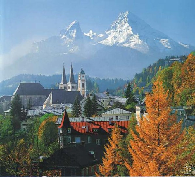 Berchtesgaden + Orlí Hnízdo + Königsee (fotografie 12)