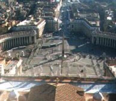 Silvestr v Římě a Vatikánu - vítáme rok 2020 v Římě (hlavní fotografie)