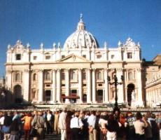 Supersilvestr v Římě a Vatikánu s prohlídkou Florencie! Vítáme rok 2020 v Římě