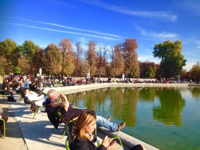 Paříž a Versailles od A do Z – hotely Campanille a Premiere (fotografie 48)