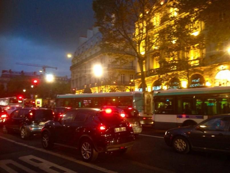 Paříž a Versailles od A do Z – hotely Campanille a Premiere (fotografie 47)