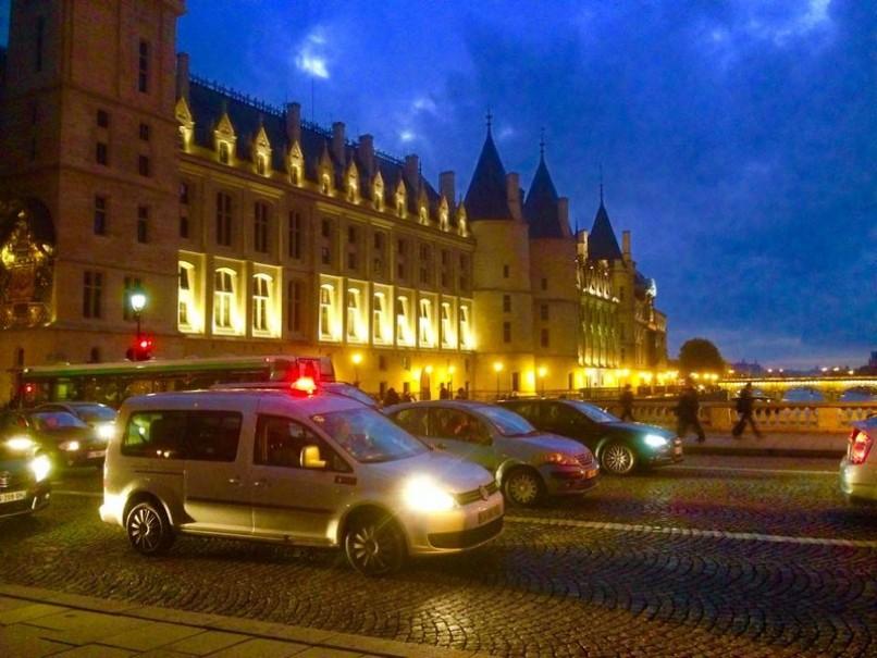 Paříž a Versailles od A do Z – hotely Campanille a Premiere (fotografie 51)