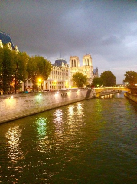 Paříž a Versailles od A do Z – hotely Campanille a Premiere (fotografie 50)