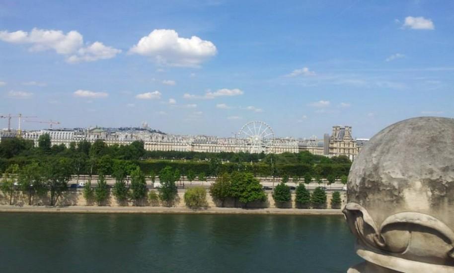 Paříž a Versailles od A do Z – hotely Campanille a Premiere (fotografie 53)