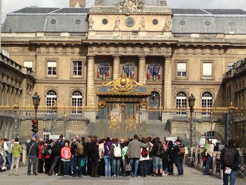 Paříž a Versailles od A do Z – hotely Campanille a Premiere (fotografie 78)