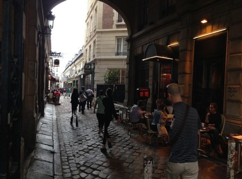 Paříž a Versailles od A do Z – hotely Campanille a Premiere (fotografie 83)