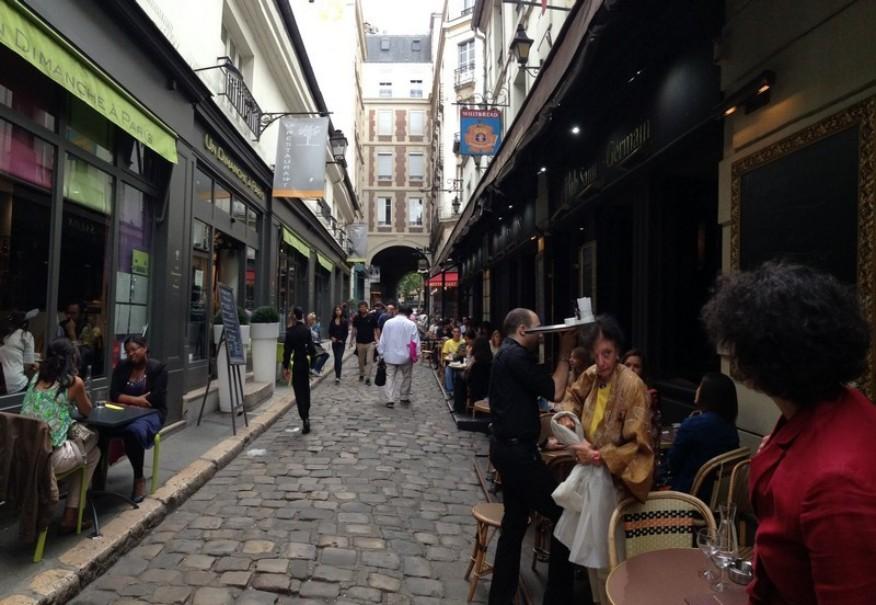 Paříž a Versailles od A do Z – hotely Campanille a Premiere (fotografie 102)