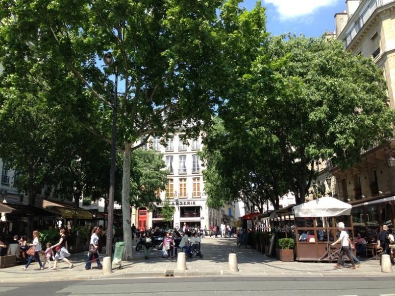 Paříž a Versailles od A do Z – hotely Campanille a Premiere (fotografie 91)
