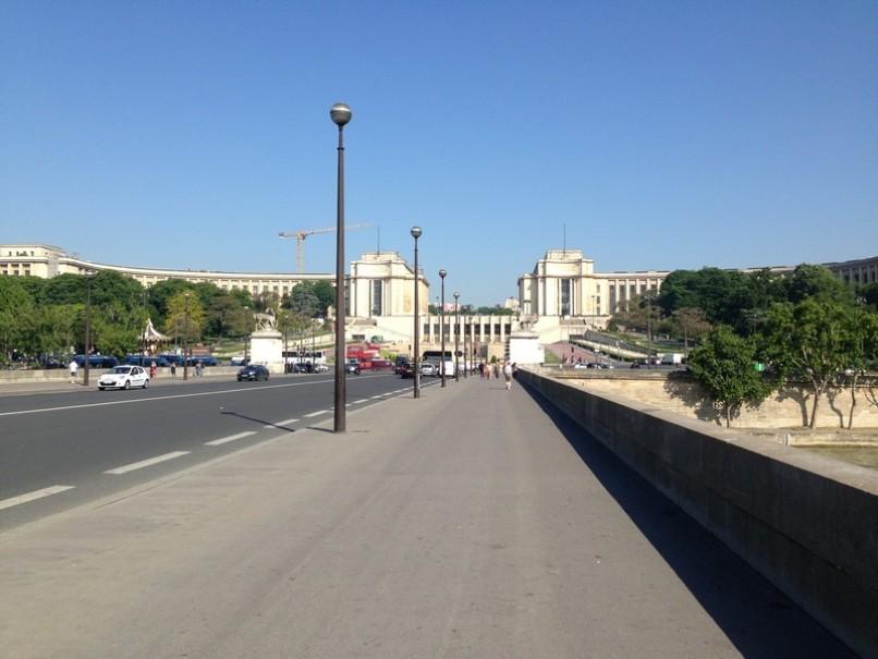 Paříž a Versailles od A do Z – hotely Campanille a Premiere (fotografie 92)