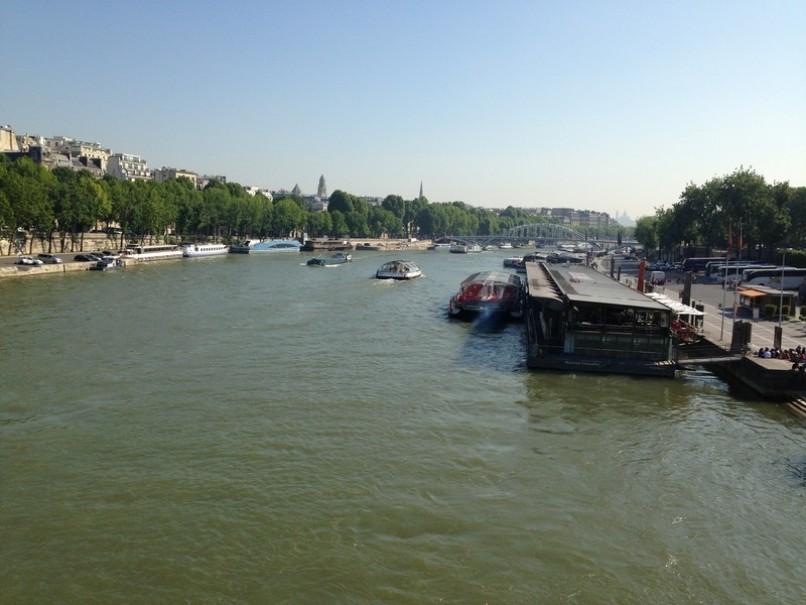 Paříž a Versailles od A do Z – hotely Campanille a Premiere (fotografie 93)