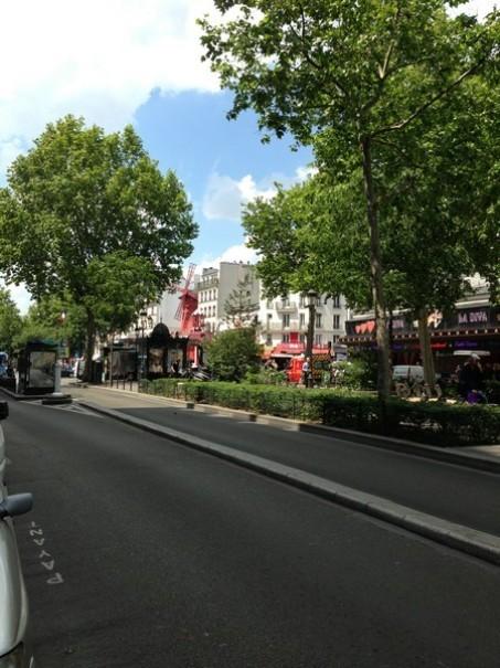 Paříž a Versailles od A do Z – hotely Campanille a Premiere (fotografie 95)