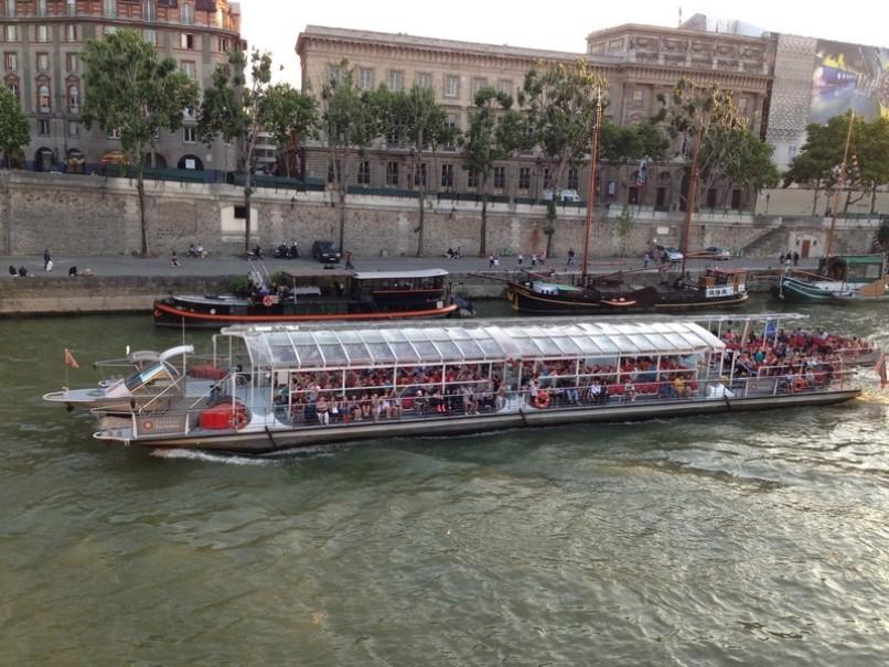 Paříž a Versailles od A do Z – hotely Campanille a Premiere (fotografie 17)