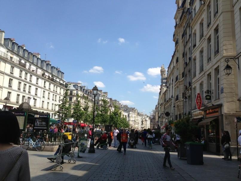 Paříž a Versailles od A do Z – hotely Campanille a Premiere (fotografie 88)
