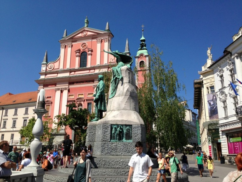 Slovinsko - od Triglavu k moři (fotografie 17)