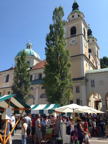 Slovinsko - od Triglavu k moři (fotografie 19)