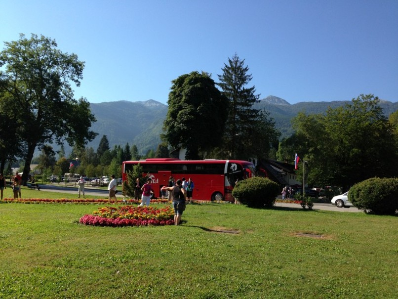 Slovinsko - od Triglavu k moři (fotografie 25)