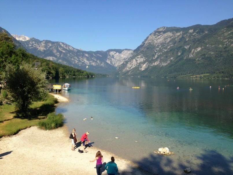 Slovinsko - od Triglavu k moři (fotografie 29)